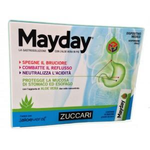 Zuccari Mayday 18 bustine- bruciore,reflusso,acidità e protezione