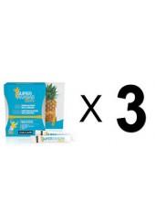3 confezioni di Super Ananas Slim OFFERTA -50%