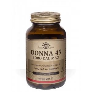 Donna 45 , Boro Cal Mag 100 tavolette