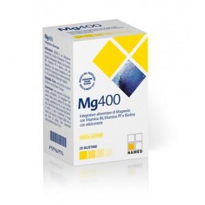 Mg400 Magnesio 20 bustine