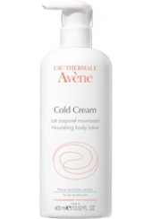 Cold Cream Latte per il corpo nutriente Flacone dosatore 400 ml