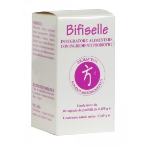 Bifiselle 30 capsule intestino tenue