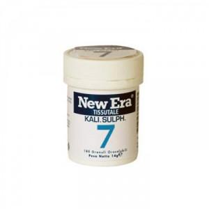 NEW ERA 7 Kalium Sulfuricum (Solfato di potassio) granuli orosolubili