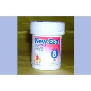New era complesso B (Calcium Phosphoricum , Ferrum Phosphoricum,Kalium Phosphoricum) 240 granuli orosolubili