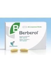 Berberol - glicemia,colesterolo,trigliceridi,sindrome metabolica - 30 compresse