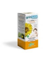 Grintuss Pediatric Sciroppo Bambini - tosse secca e produttiva - flacone da 210g