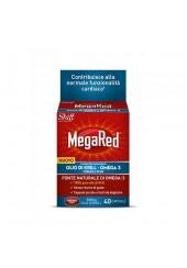 MegaRed 40 capsule - Shiff - olio di krill- omega 3 formula plus controllo colesterolo e trigliceridi