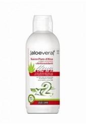 ZUCCARI ALOE VERA 2 CON ANTIOSSIDANTI - 1000 ML- depurativo,disintossicante,antiossidante