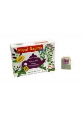 Royal Regime Tea 50 bustine sigillate - transito intestinale,drenaggio