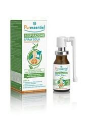 Puressentiel respirazione spray gola 15 ml - vie respiratorie