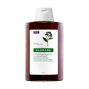 Klorane shampoo alla Chinina e alle vitamine B 200 ml - fortificante e stimolante