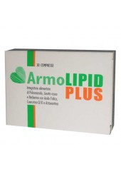 Armolipid plus 20 compresse - controllo del colesterolo