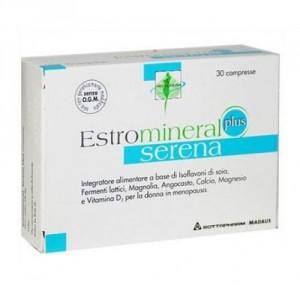 Estromineral serena plus 30 compresse - menopausa