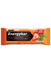 Energybar gusto fragola mix di carboidrati 35g